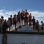 Buckeye Valley High School Boys Varsity Cross Country finishes 9th place