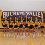 8th Grade Cheerleading