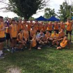 Boys Varsity Cross Country finishes 6th of 18 teams at Bucyrus Elks Invitational