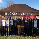 Girls Cross Country finishes 12th in the State