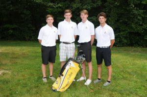 Golf – Boys