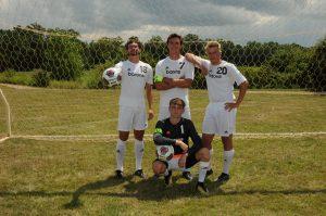 Soccer – Boys