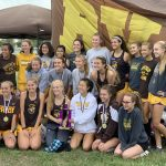 Girls Cross Country Team Wins 19 team Bucyrus Elks Invitational