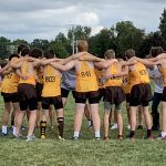 Boys Cross Country Tiffin Carnival Invitational Recap