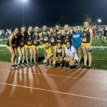 Girls Cross Country team Wins the Dublin Jerome Celtic Clash