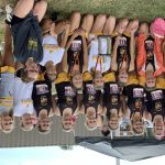 Girls Cross Country finishes runner up at North Union Invitational