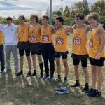 Boys finish 4th at District Championship