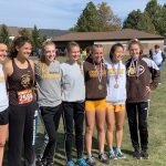 Girls Cross Country team advances to Regional Championship