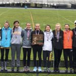 Girls Cross Country are Regional runners up