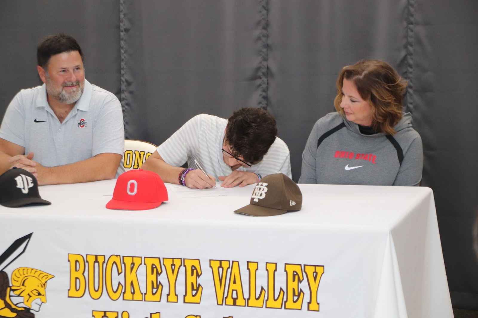 Evan Ulrich – Buckeye Valley to The Ohio State University