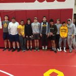 Boys Varsity Wrestling finishes in 9th place at Big Walnut High School