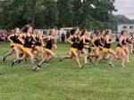 Girls Varsity Cross Country beats Delaware 17 – 38