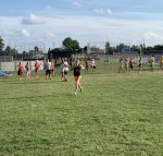 Girls Cross Country competes at Olentangy Berlin