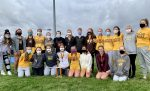 Girls Cross Country finishes 1st place at North Union Invitational