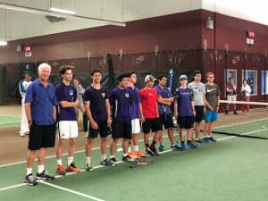 2018 State Champions Jaguar Tennis