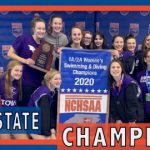 Carrboro Wins 1A/2A State Women's Swimming & Diving Championship!