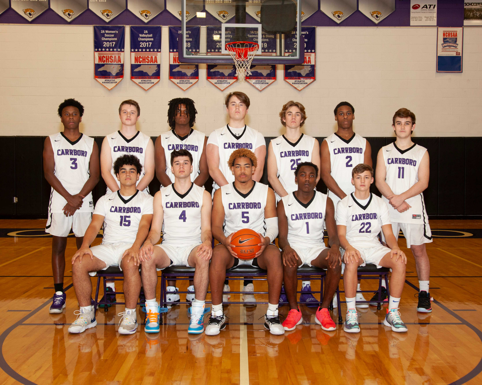 Jaguar Men's Basketball Travels to South Granville 2nd Round