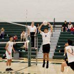 Boys Varsity Volleyball beats West Valley 3 – 0