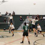 Boys Varsity Volleyball beats San Gorgonio 3 – 0