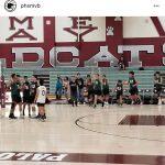 Boys Varsity Volleyball beats Paloma Valley 3 – 0