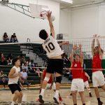 Boys Varsity Volleyball beats Elsinore 3 – 0