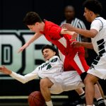 Boys Basketball in the Press Enterprise: Perris Vs Heritage