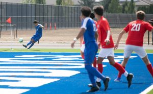 Boys Soccer Jamboree