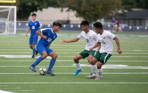 Boys Soccer 9/5/19