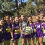 Frosh Cross Country Wins Invitational