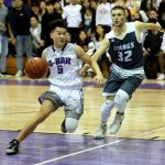 Boys Basketball Hosts First Round CIF Game