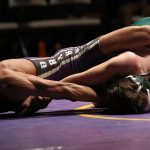 Varsity Wrestling Versus South Hills - 1/18/18