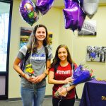 Soccer Players Sign With Colleges