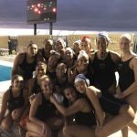 Girls Water Polo Wins 1st Round CIF Match