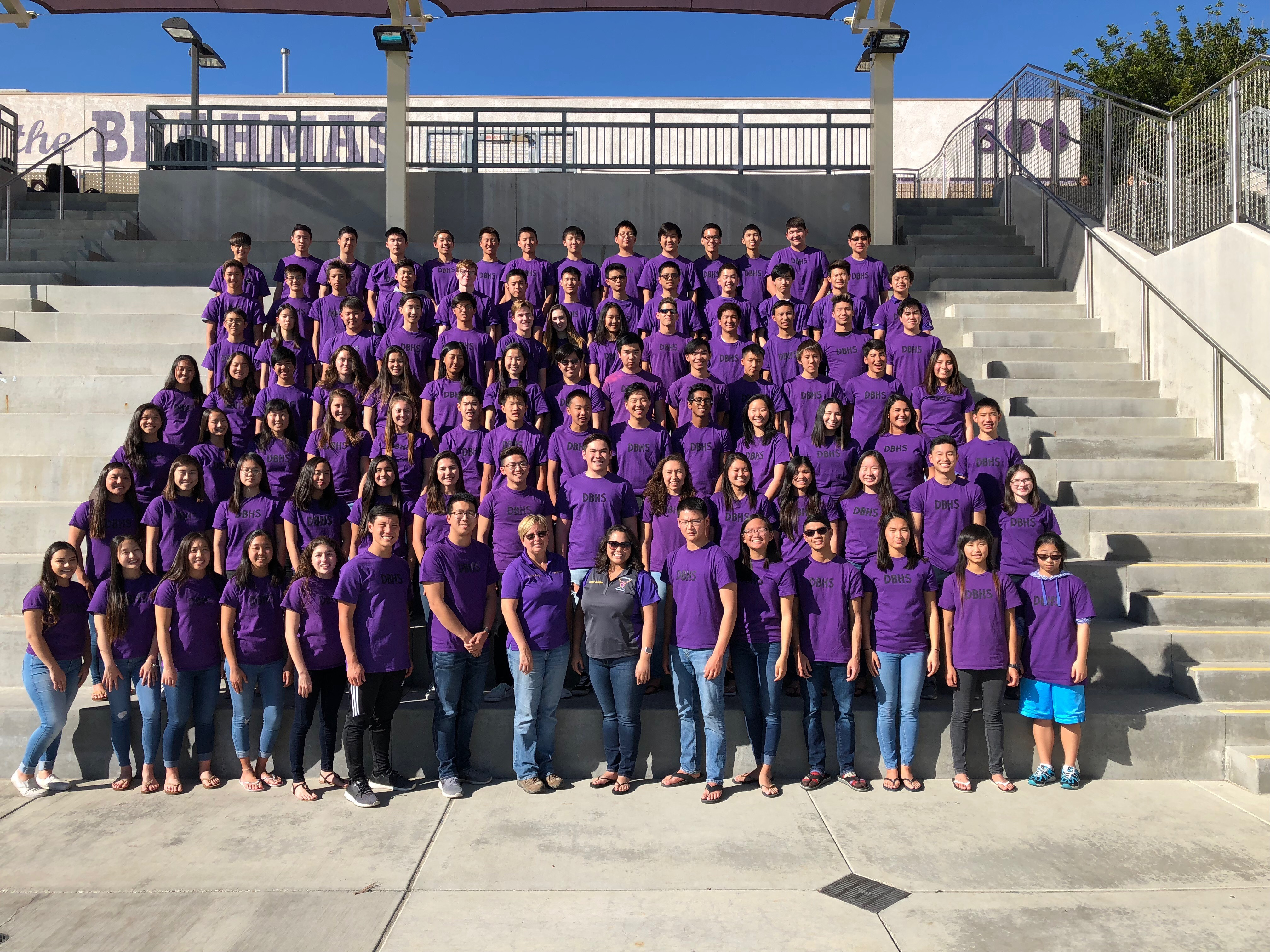 Swim Team Crowned Champs At Mt. SAC