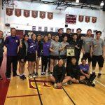 Badminton Team Wins 2018 CIF-SS Championship