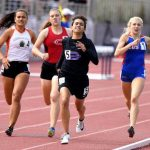 Marissa Vasquez Finishes In Masters Compeition