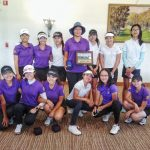 Girls Golf Wins Ayala Tournament