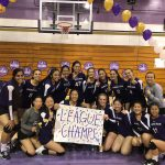 Volleyball Team Wins 2018 League Championship