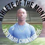 Jeremiah Chukwudobe Has NFL Goals