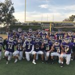 Frosh Football Co-League Champs