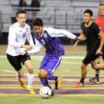SOCCER: Players Versus Alumni