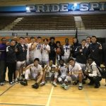 Boys Basketball Wins Azusa Tournament