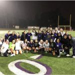 Girls Soccer Team Hosts Game Against Alumni