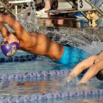 Swim Team Places 2nd In First Invitational