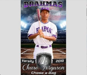 Varsity Baseball Posters 2019