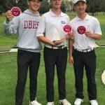 Boys Golf Wins Glendora Tournament