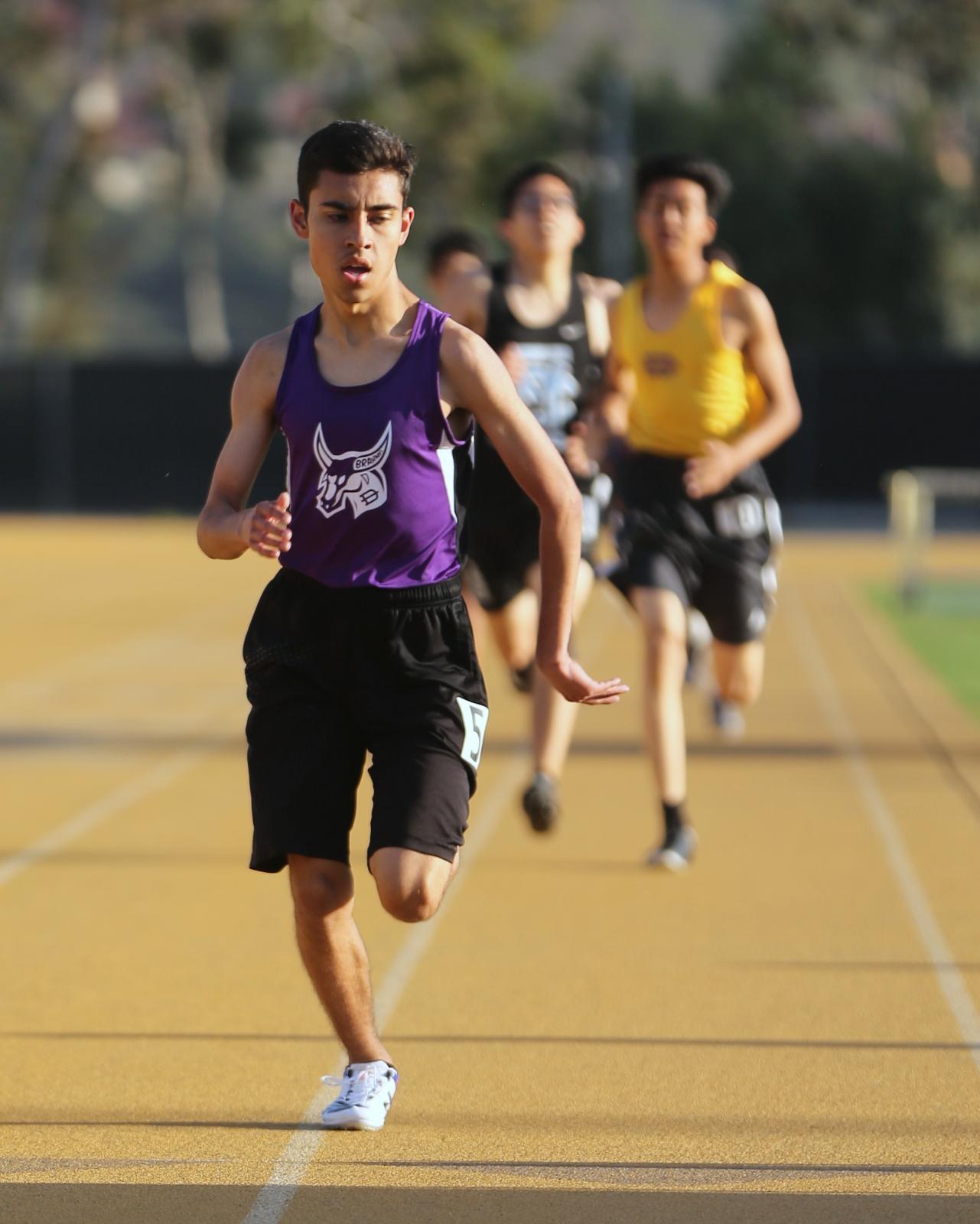 Mt. Baldy League Track & Field Finals