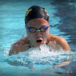 Swimming Competes in CIF Prelims
