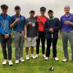 Boys Golf Finishes League Undefeated