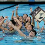 Girls & Boys Win CIF Swim Championship